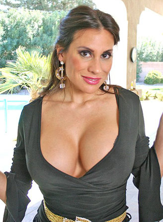 Hot Mom With Big Cleavage